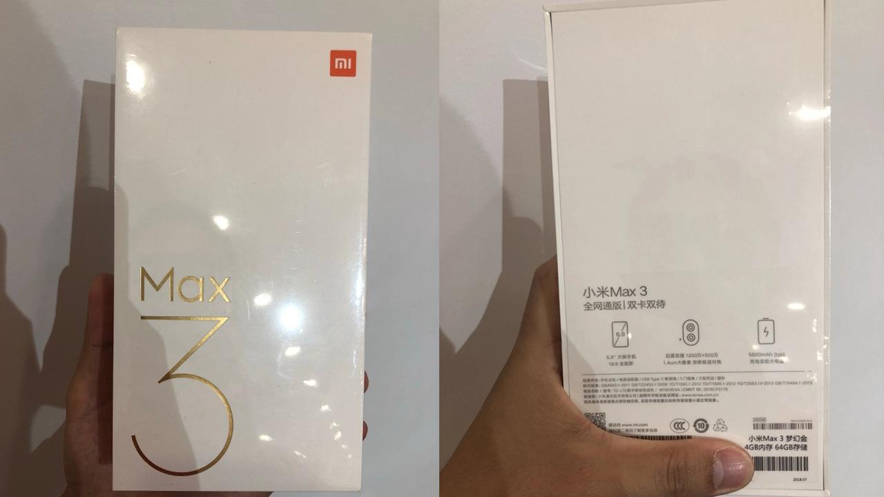 Xiaomi-Mi-Max-3-retail-Box