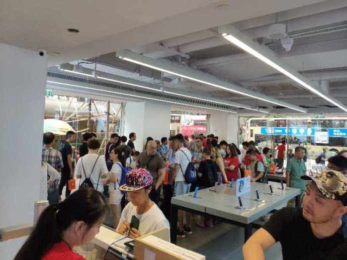 xiaomi queue 1