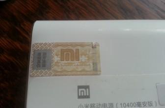 Xiaomi Power Bank jak odróżnić oryginał od podróby