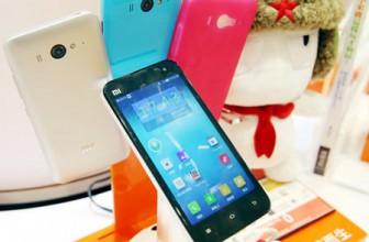Xiaomi ogłasza sprzedaż smartfona Red Rice w Tajwanie