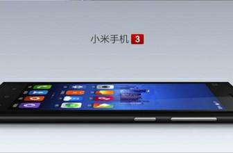 Xiaomi MI3: Tegra 4 i ekran Full HD za połowę ceny.