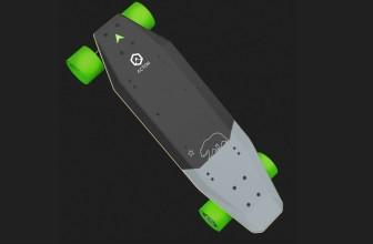 Elektryczna deskorolka współpraca Xiaomi i Action