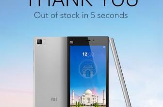 Kolejna rekordowa sprzedaż Xiaomi