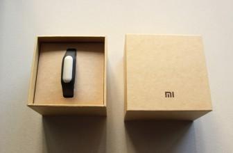 Xiaomi Mi Band – recenzja