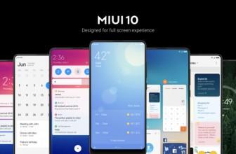Oto smartfony które wkrótce otrzymają MIUI 10