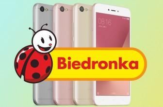 Xiaomi Redmi 5 i Xiaomi Mi Box 4K w Biedronce