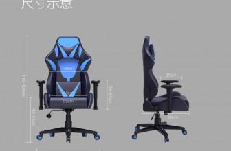 Xiaomi zaprezentowało fotel gamingowy