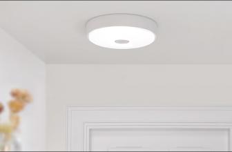 Indukcyjna lampka sufitowa od Xiaomi