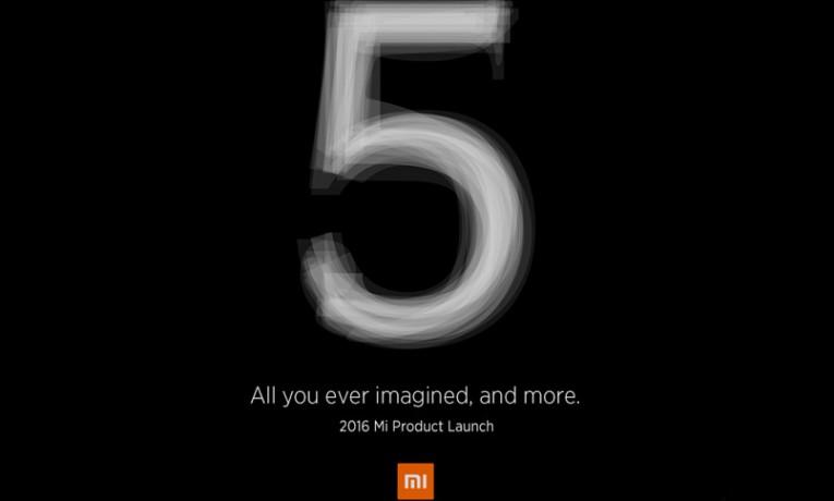 Xiaomi Mi5 z NFC oraz wsparciem dual sim