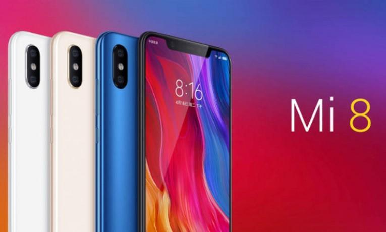 Xiaomi Mi 8 w nowym wariancie