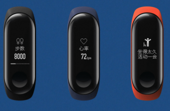 Xiaomi Mi Band 3 Explorers Edition