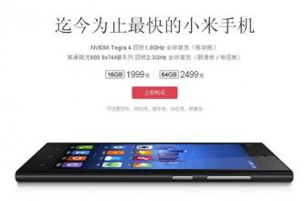 Xiaomi i nowe smartfony Mi3 S oraz Hongmi 2