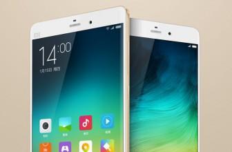 Xiaomi Mi5 bez wyświetlacza 4K