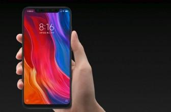 Xiaomi Mi 8 już we Francji i Rosji