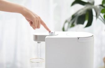 Podajnik gorącej wody od Xiaomi