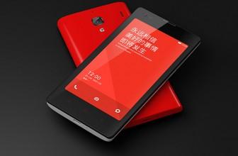 Pierwsza partia smartfonów Red Rice(Hongmi) z WCDMA sprzedana w ok 4 min!!!